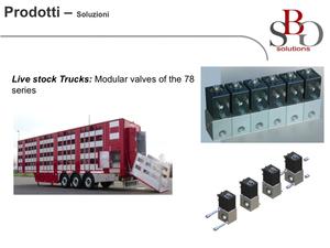 Live Stock Trucks